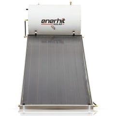 Calentador solar Enerhit con cubierta de vidrio texturizado