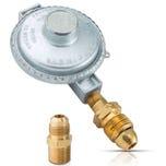 Regulador de gas L.P. 1 vía baja presión, modelo 3001