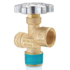Válvula para cilindro de gas L.P., modelo 841
