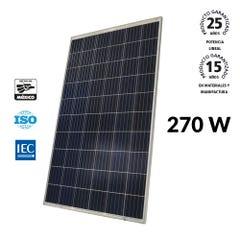 Panel Solar Fotovoltaico de 270 W Policristalino