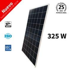 Panel Solar Fotovoltaico de 325 W Monocristalino