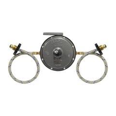 Regulador Gas L.P. Baja Presión para 2 Cilindros Mod. REG201 PMFM