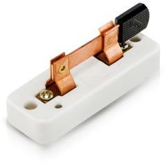 Interruptor de navaja de 1 polo y 1 tiro