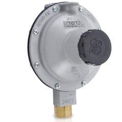Regulador de gas L.P. 1 vía, modelo 2403-C4