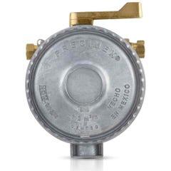 Regulador de gas L.P. 2 vías baja presión, modelo 2001 A2VB