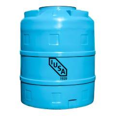 Cisterna de 1100 L, color azul