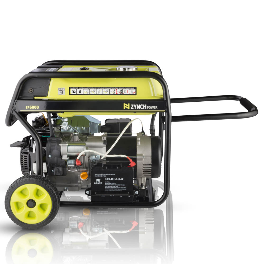 Generador eléctrico a gasolina 6000 W