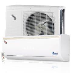 Aire acondicionado minisplit de 1.5 Ton Frío y calor 220 V Inverter