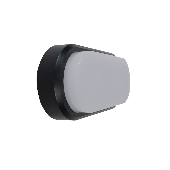 Arbotante LED ovalado de 9 W