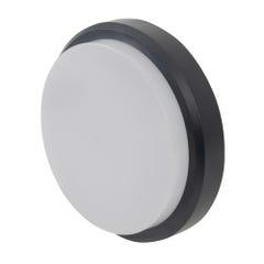 Arbotante LED redondo de 9 W