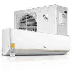 Aire acondicionado minisplit de 1 Ton Frío y calor 115 V