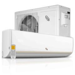 Aire acondicionado minisplit de 2 Ton Frío y calor 220 V