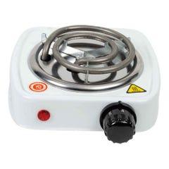 Parrilla eléctrica 1 quemador de espiral