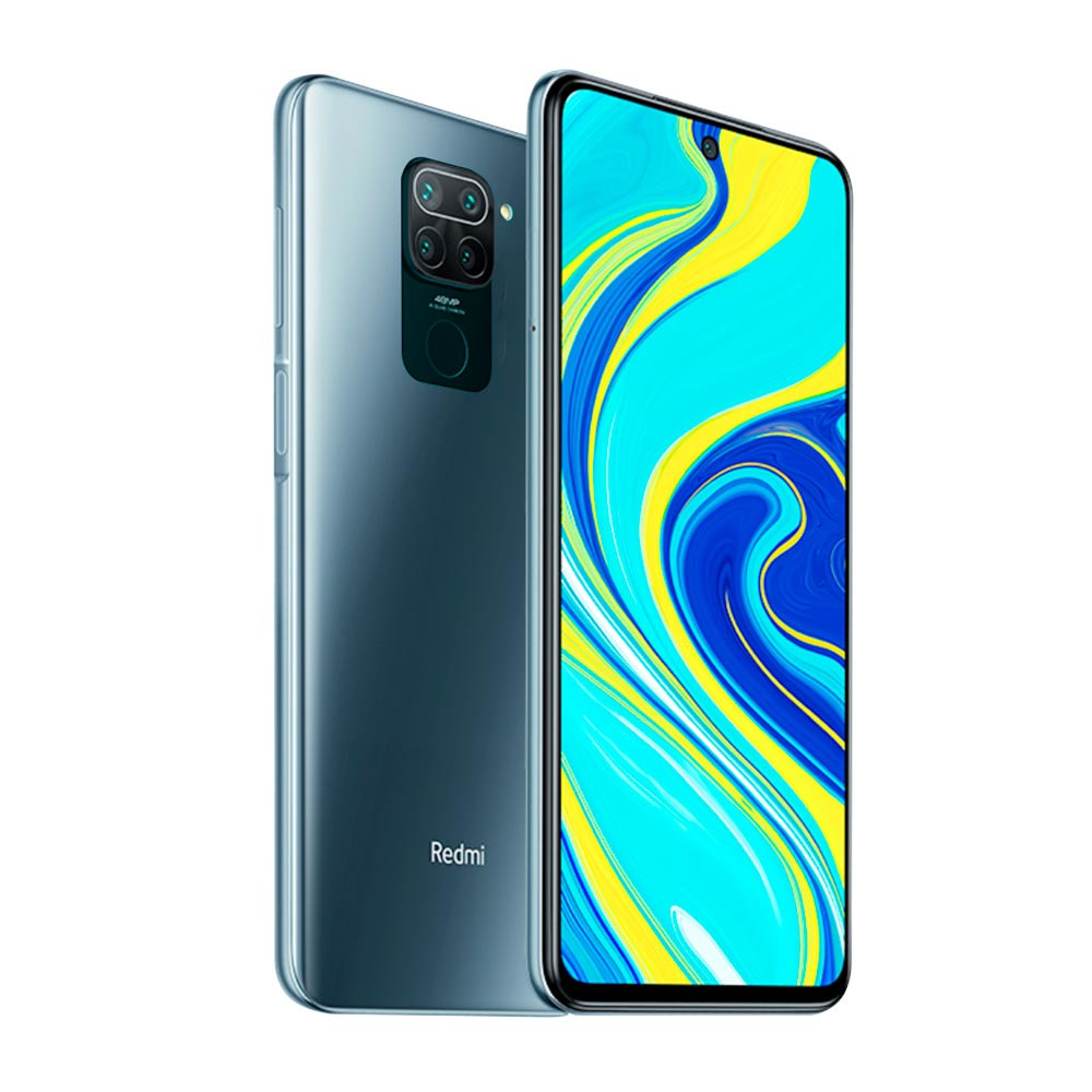 Xiaomi Redmi Note 9 128 GB Midnight Grey