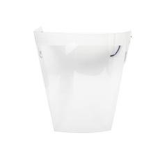 Mascarilla Careta Protectora Facial Plástico Reutilizable