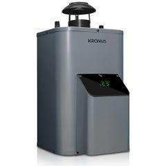 Calentador de agua de rápida recuperación Kronius 1 servicio para gas LP y Natural 5 L