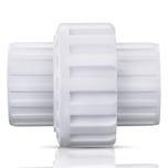 Tuerca unión roscable de PVC