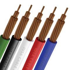 Cable para alambrado de tableros 10 AWG - Bolsa 50 M