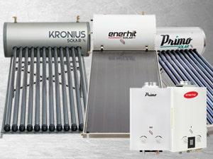 Calentador de paso y calentador solar ¿Cuál es el más conveniente?